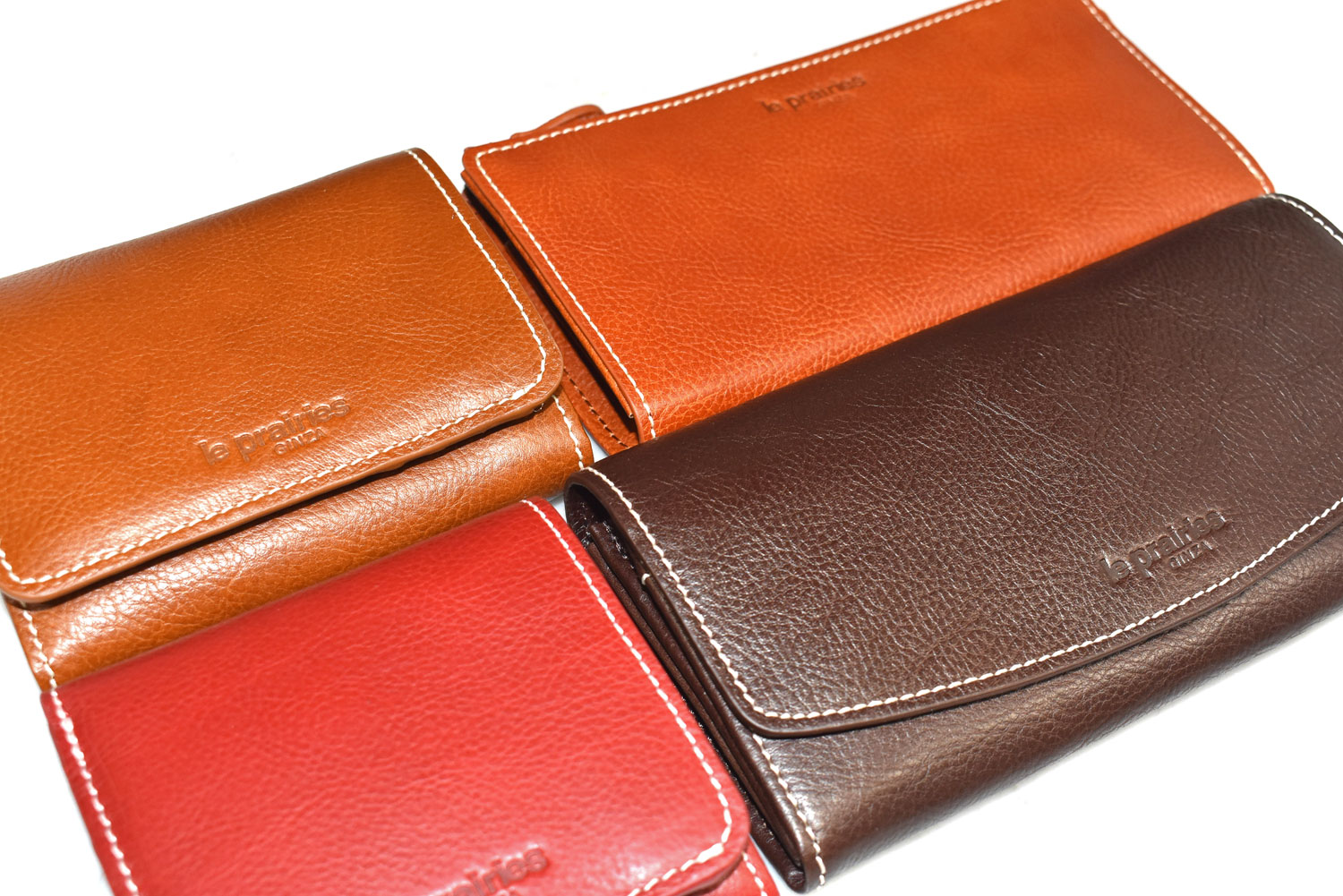 【le prairies】ladies recommended wallet